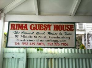 Le Rima Guest House